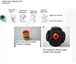 4 wire ceiling fan switch wiring diagram elvenlabs com
