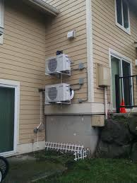 mitsubishi ductless ceiling mount tacoma wa ductless heat pumps resicon llc