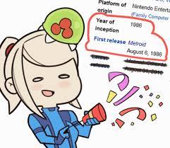 Samus Meme - happy 30th video games video game memes pokémon go