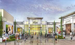 Brea Mall Map New Tenants For Village At Orange Mall 20 Million Revamp Will