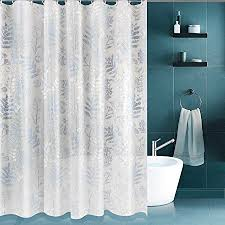 Environmentally Friendly Shower Curtain Shower Curtain Anti Mold Sparin Anti Bacterial Waterproof