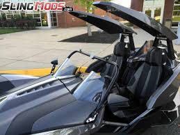 Canopy Windows For Sale by Polaris Slingshot Twin Canopy Roof Top System By Metricks