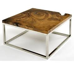 rustic solid wood coffee table natural furniture solid wood organic decor unique designs on coffee