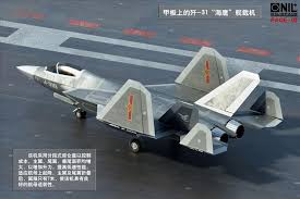 china u0027s j 31 stealth fighter gets an improved prototype u2014and a