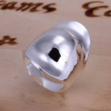 thumb rings for men silver thumb rings for women fashion mode