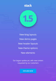 Builders Update Stack Multi Purpose Wordpress Theme With Variant Page Builder