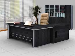 Black Office Desk Buying New Desks For The Office Important Things To Keep In Mind