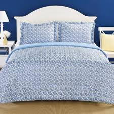 Polyester Microfiber Comforter Tommy Hilfiger Elizabeth Anne Comforter Set Full Queen By Tommy