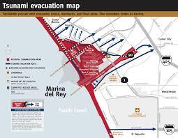 Culver City Map Venice And Marina Del Rey