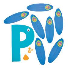letter p crafts ideas for preschool preschool and kindergarten