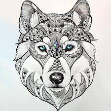 findtattoodesign images design beautiful wolf