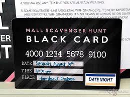 doc mall scavenger hunt birthday party invitations u2013 free