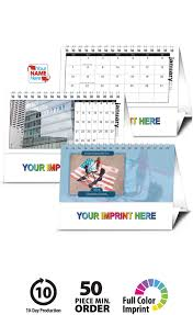 Small Desk Tent Calendar 2018 Your Name Here Desk Calendar 6
