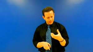 sign language lessons a funny joke asl snippets 9 youtube