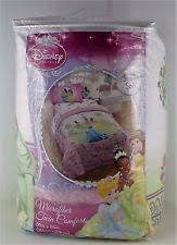 Princess Comforter Full Size Full Disney Princess Comforter Set Ebay