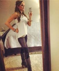 do you dress up for thanksgiving jenelle summers
