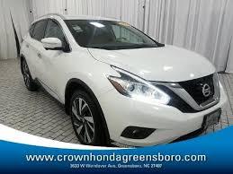 Vanity Fair Greensboro Nc Used Nissan Murano For Sale In Greensboro Nc Edmunds