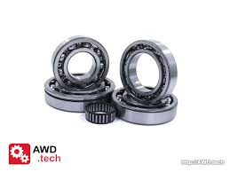 bearing kit for atc400 transfer case fits bmw x3 e83 awd tech