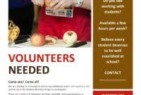 volunteer brochure template volunteer brochure template 2 jpg best professional templates