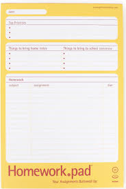 printable organization quiz for students assignment chart top priorities projects tests quizzes coming up