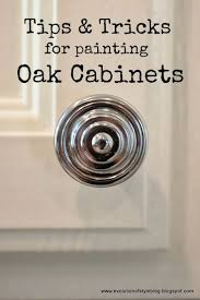 Painting Oak Kitchen Cabinets Best 25 Painting Oak Cabinets White Ideas On Pinterest Painted