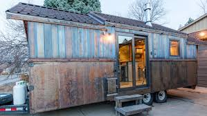 tiny house build no expense spared for luxury tiny house build