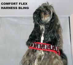 Comfort Flex Dog Harness Beaded Comfort Flex Harness