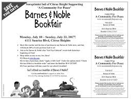 Barnes And Nobles Membership Barnes And Noble Fundraiser