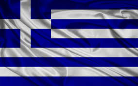 greece flag waving wallpaper