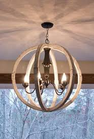 Best Selling Chandeliers Metal And Wood Globe Chandelier One Of Our Best Selling