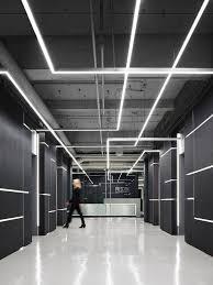 gallery of prescient offices perkins will 11 lobby designinterior lightingoffice