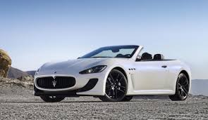 maserati granturismo white 2014 maserati granturismo convertible information and photos