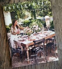 Pottery Barn Magazine Subscription Ciao Newport Beach Monique Lhuillier For Pottery Barn