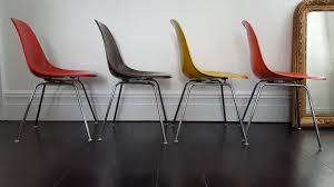Eames Fiberglass Rocking Chair Dsx Fiberglass Chairs By Charles U0026 Ray Eames For Herman Miller