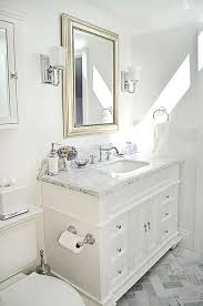 ideas for small guest bathrooms lush white vanity drawers bathroom ideas small guest bathrooms guest