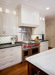 Kitchen Backsplash Tile Ideas by Shelf Over Stove Design Ideas
