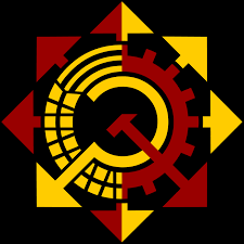 History Of Canadian Flag Alternate Communist Party Of Canada Design By Domain Of The Public