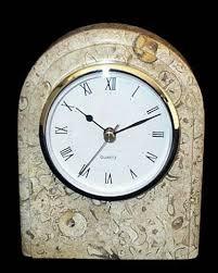 35 anniversary gift decorative coral clock traditional coral 35th