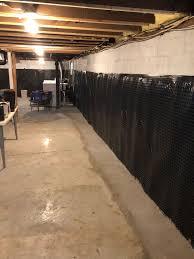 basement waterproofing contractors in barrie wet basement barrie