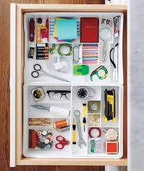 Organizing Desk Drawers 15 Organizing Ideas For Your Drawers Real Simple
