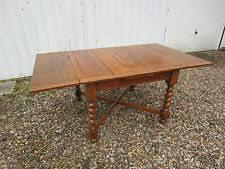 Draw Leaf Dining Table Draw Leaf Table Ebay