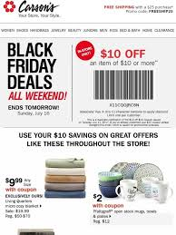 carsons black friday sale carson u0027s black friday deals all weekend 10 coupon inside milled