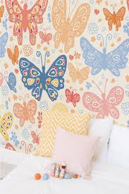 67 best nursery wallpaper murals images on pinterest wallpaper blue and orange butterflies wall mural muralswallpaper co uk