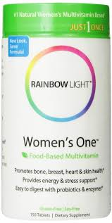 rainbow light just once iron free multivitamin what are the best multivitamins gimme the good stuff