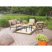 Walmart Mainstays Patio Set 21 Best Patio Furniture Images On Pinterest Patios