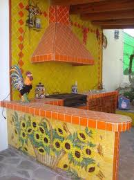 Mexican Patio Furniture by Best 25 Mexican Tiles Ideas On Pinterest Mexican Pattern