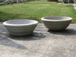 20 Inch Planter by 003 Patio And Winston Bowl The Brookfield Company