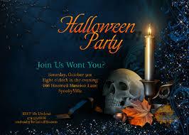 halloween party invitations afoodaffair me
