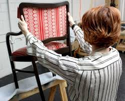 How To Upholster A Dining Chair Back 59 Best Furniture Images On Pinterest Painted Furniture
