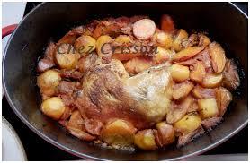 cuisiner une cuisse de dinde en cocotte chez crissou cuisse de dinde en cocotte à la milanaise